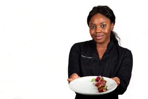 portrait-coprorate-carole-Befolo-chef-cuisinier-et-consultant
