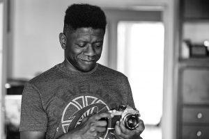 Photographe portrait corporate lyon portrait jean Fotso