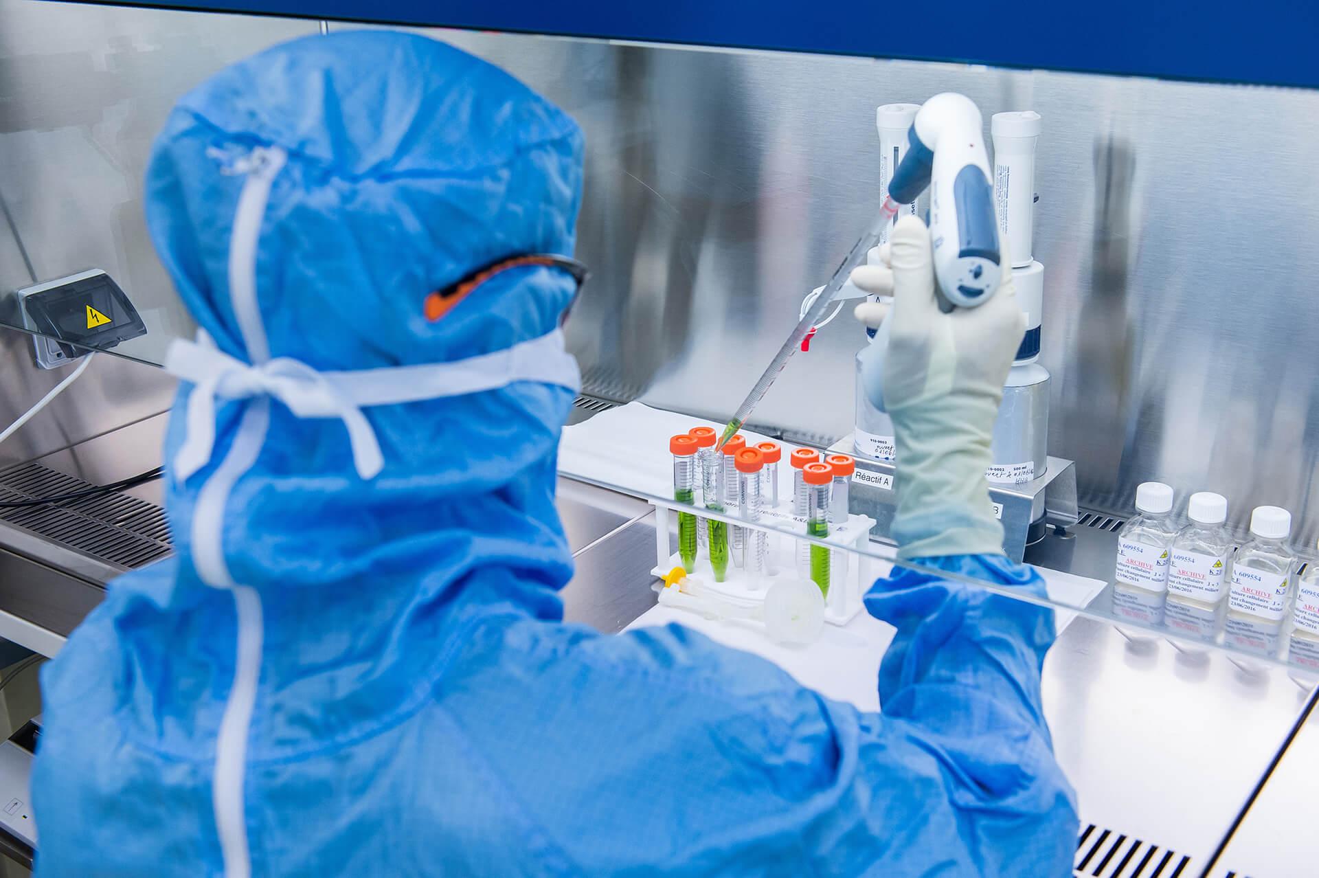 photographe reportage industrie lyon photographe corporate à lyon reportage industrielle laboratoire Production de vaccins a Sanofi Pasteur Marcy