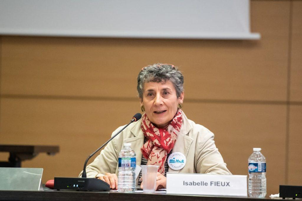 reportage l'entreprise des possibles speaker Isabelle Fieux , photographe Villeurbanne, photographe lyon